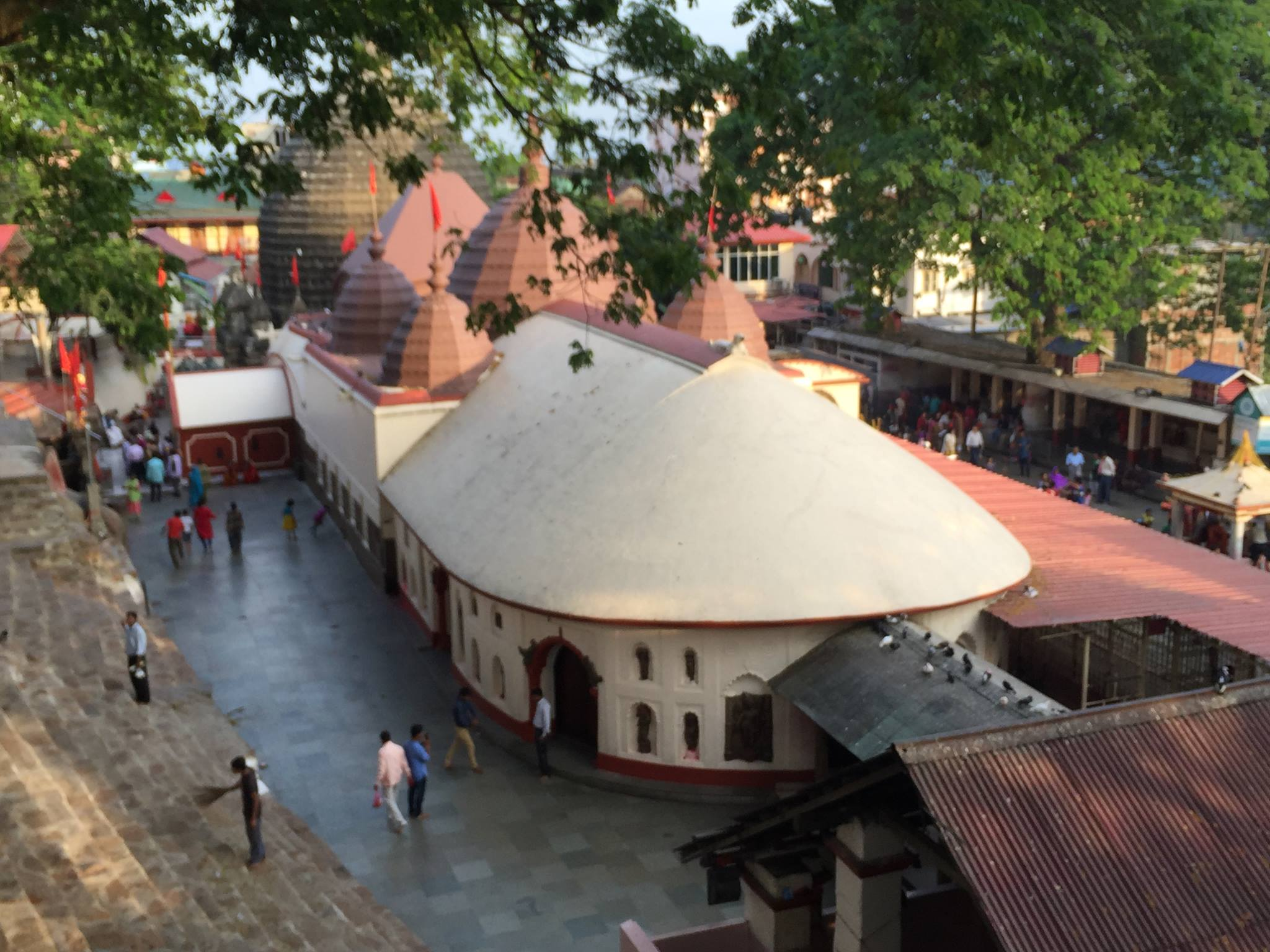 Main Temple in Kamakhya