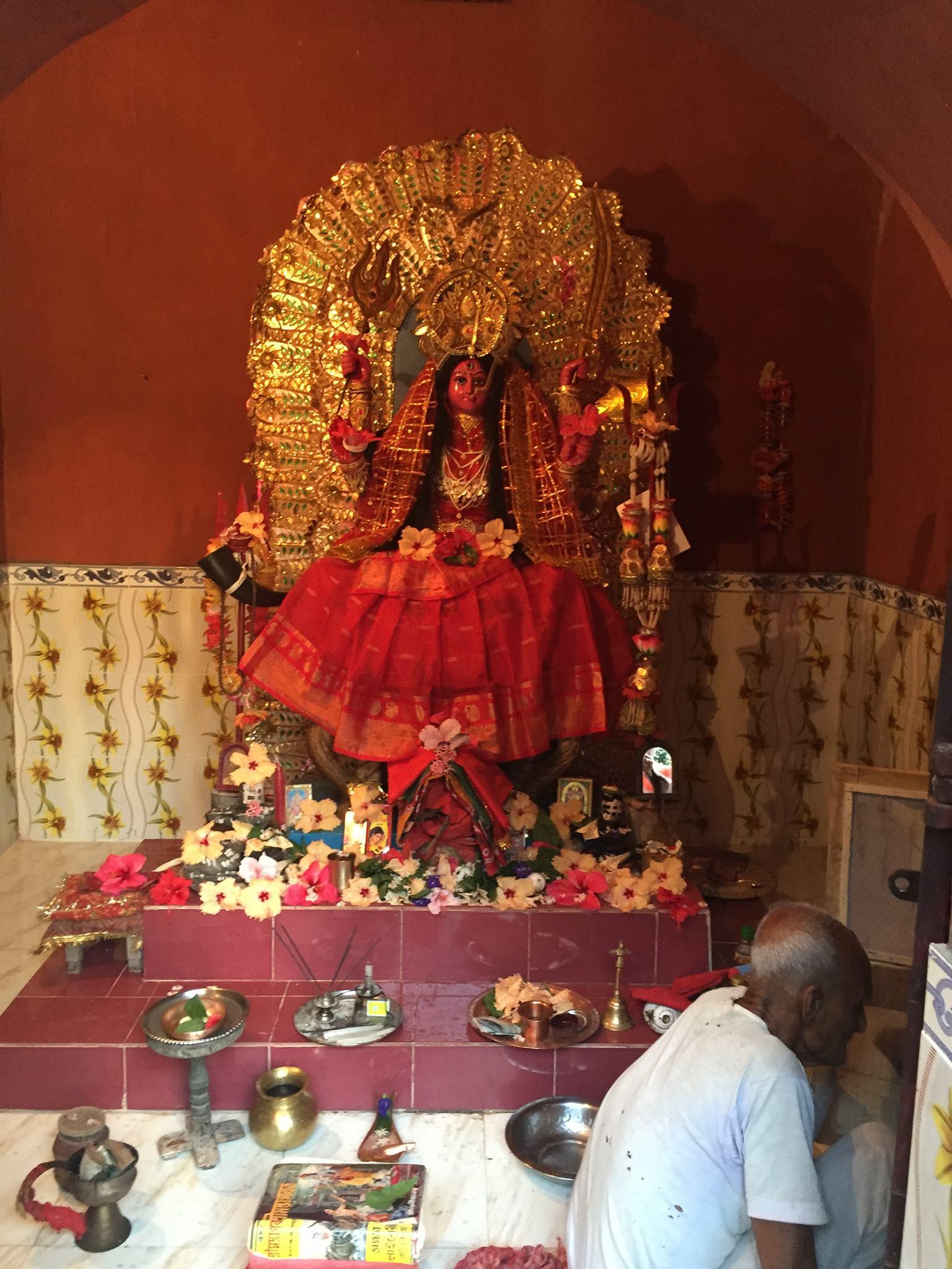 Bhuvaneshwari Mata, Tripura Temple, Udaipur