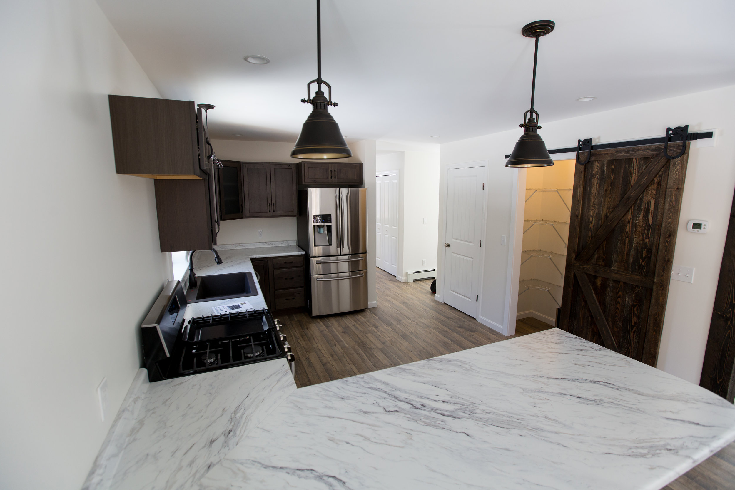 buy a new custom home