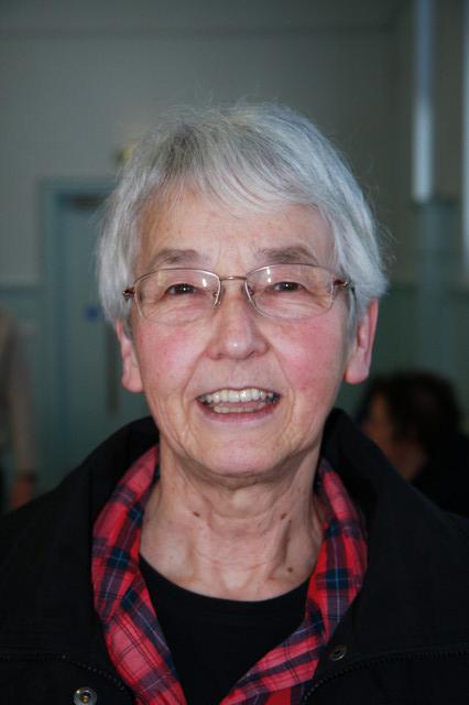Patricia Tweedale - Deacon