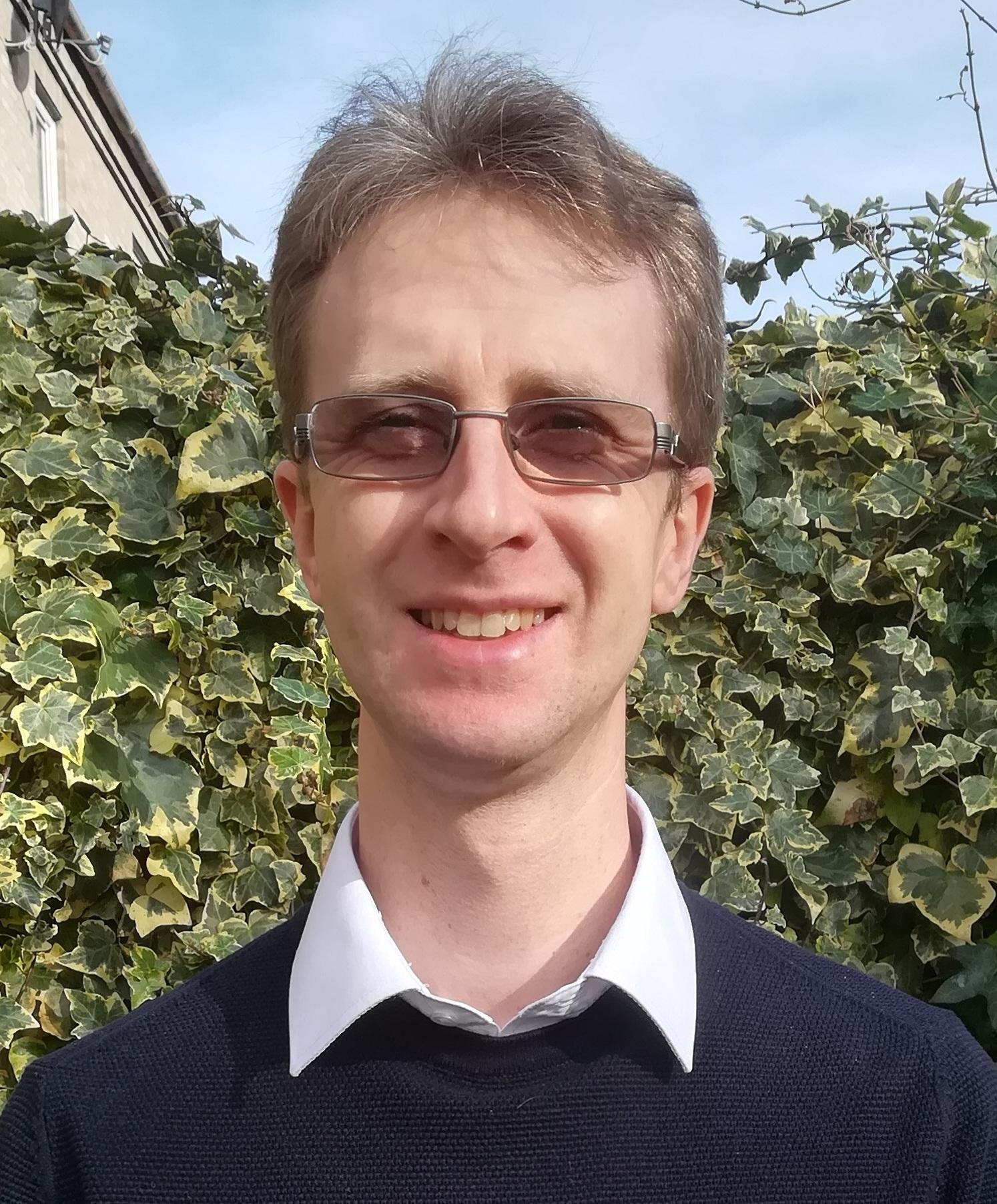 Revd. Simon Schofield - Minister
