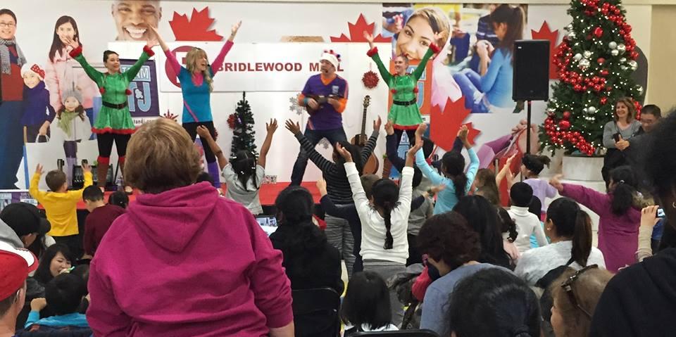 Bridlewood Santa's Arrival