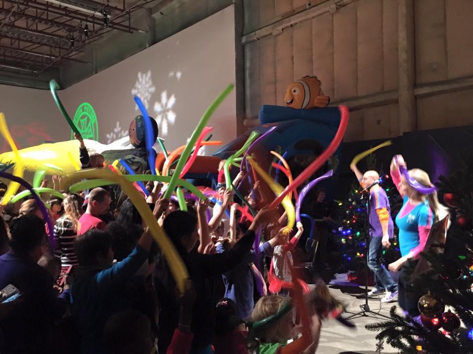 Honda Christmas Party 2015
