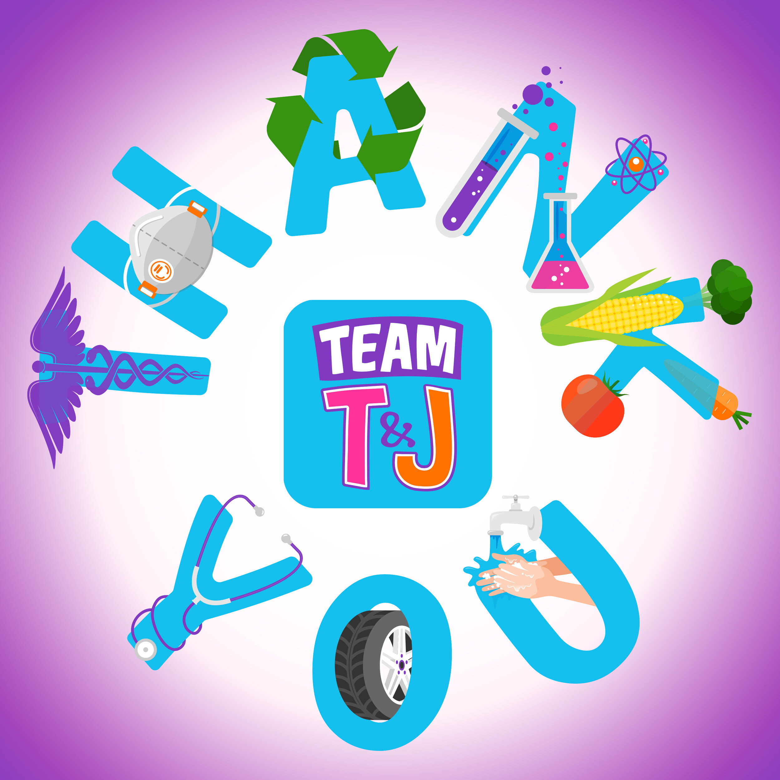 Team T J Thank You Single