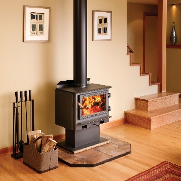 Avalon  Nothing heats like wood or compares to the ambiance of a crackling wood fire in your home. Avalon offers 4 different models ranging in size from small to large.