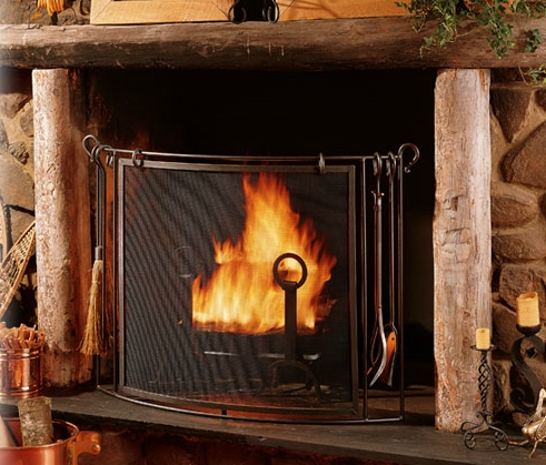 Pilgrim-napa forge  Pilgrim has been trusted to be at the center of the home with quality fireplace screens, tool sets, and wood storage accessories for generations.