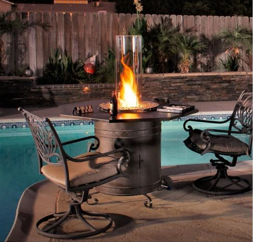 The Outdoor Plus  Over 25 years of professional experience designing, building and installing fire pits, fire tables, bbq islands, entertainment islands, unique one of kind fire and water displays and other backyard features.