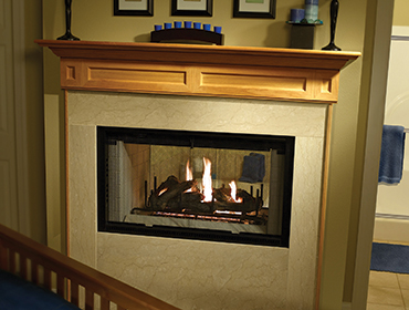 Heatilator  Create an authentic, live fire experience with our wide selection of wood fireplaces. Providing both classic and modern designs, we have fireplaces to fit any personality. Available for indoor and outdoor environments, our wood burning fireplaces provide warmth for many years to come.