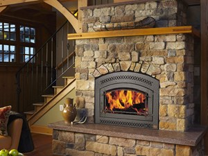Fireplace Xtrordinair  Nothing heats like wood or compares to the ambiance of a crackling wood fire in your home. Feel good about burning wood in your home with our EPA Certified Flush Wood™ Insert Lineup that features our patented Hybrid-Fyre® technology.