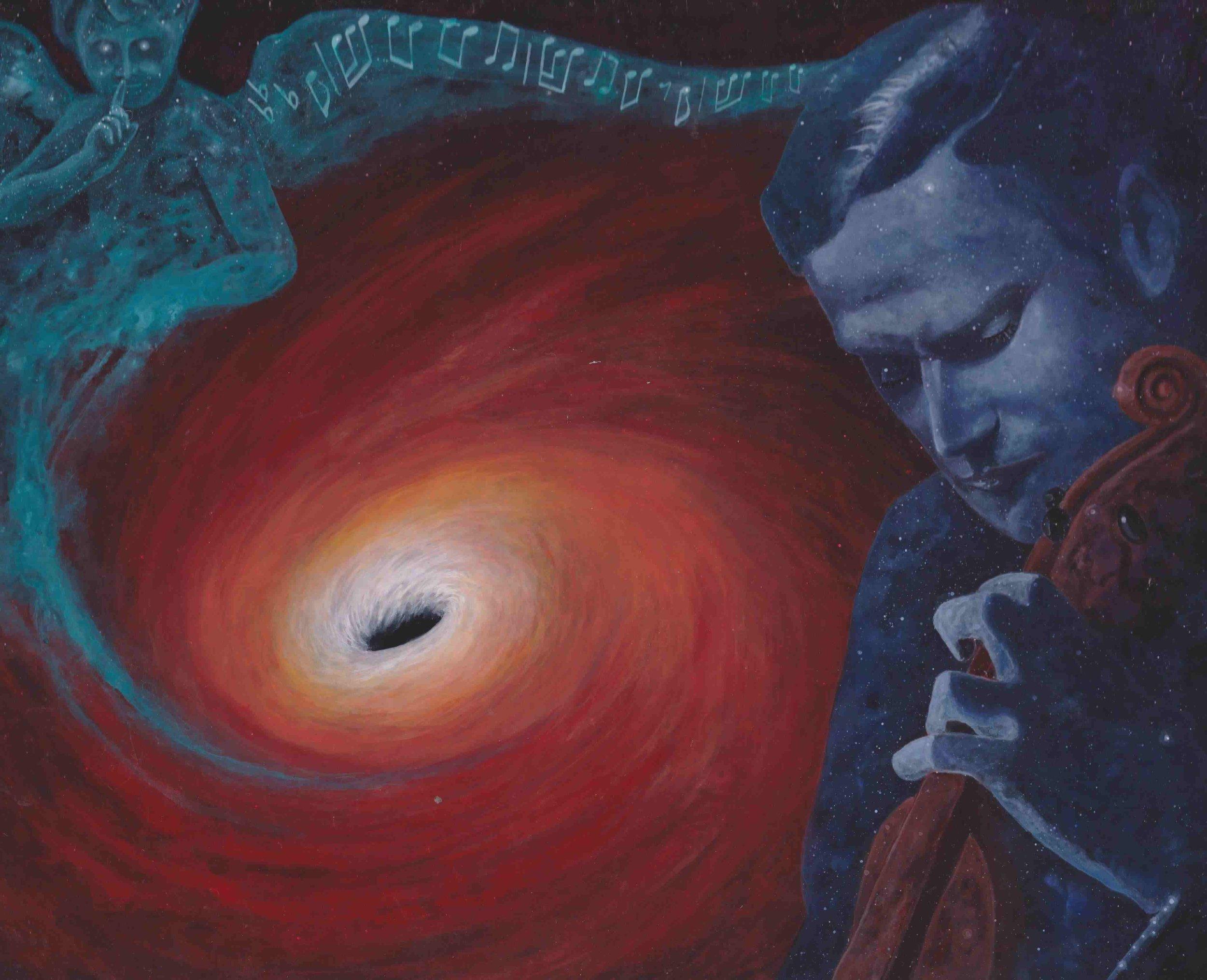 Yehudi Menuhin by Alex Nold