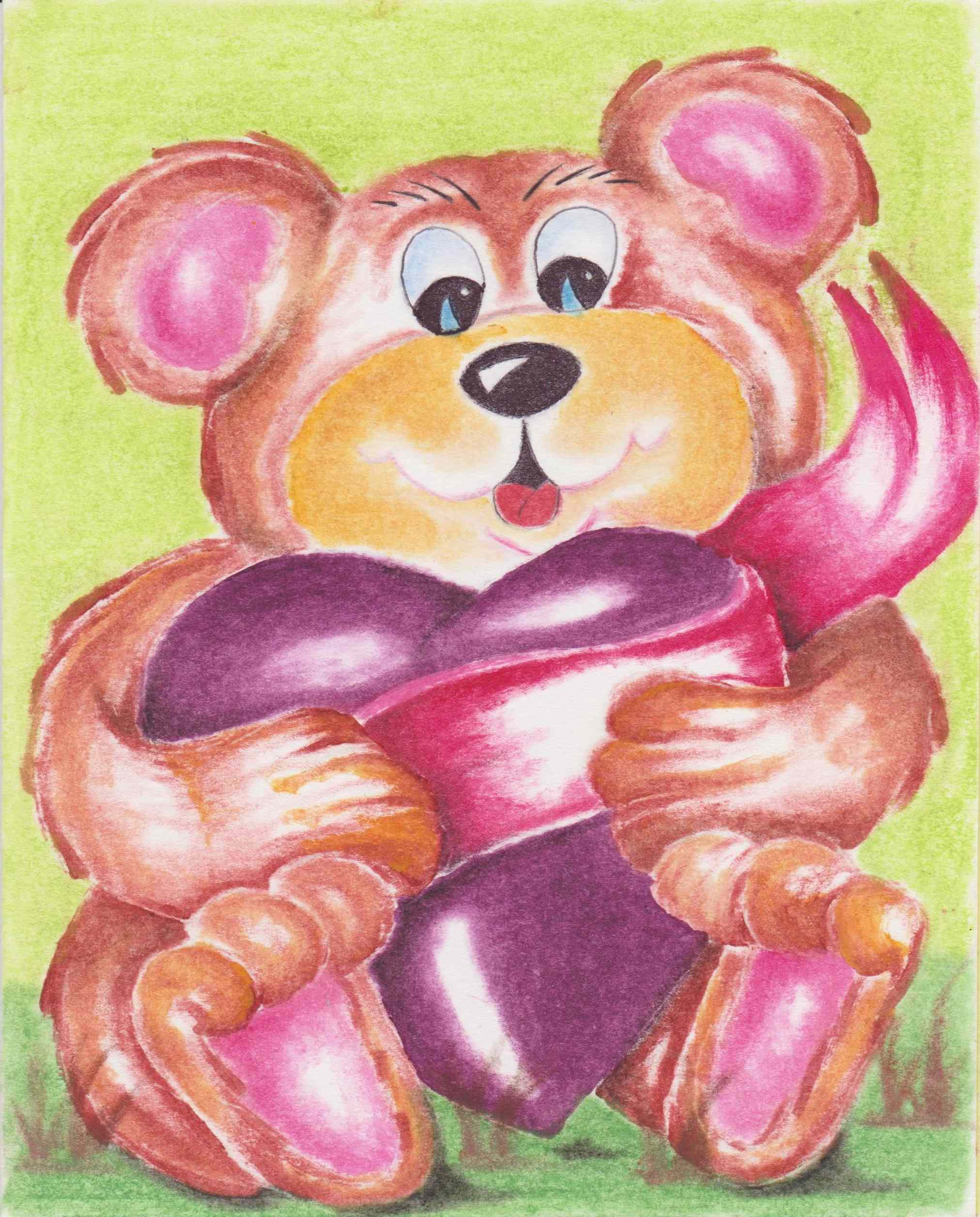 Teddy Bear Valentine by Jack L. Morris.jpg