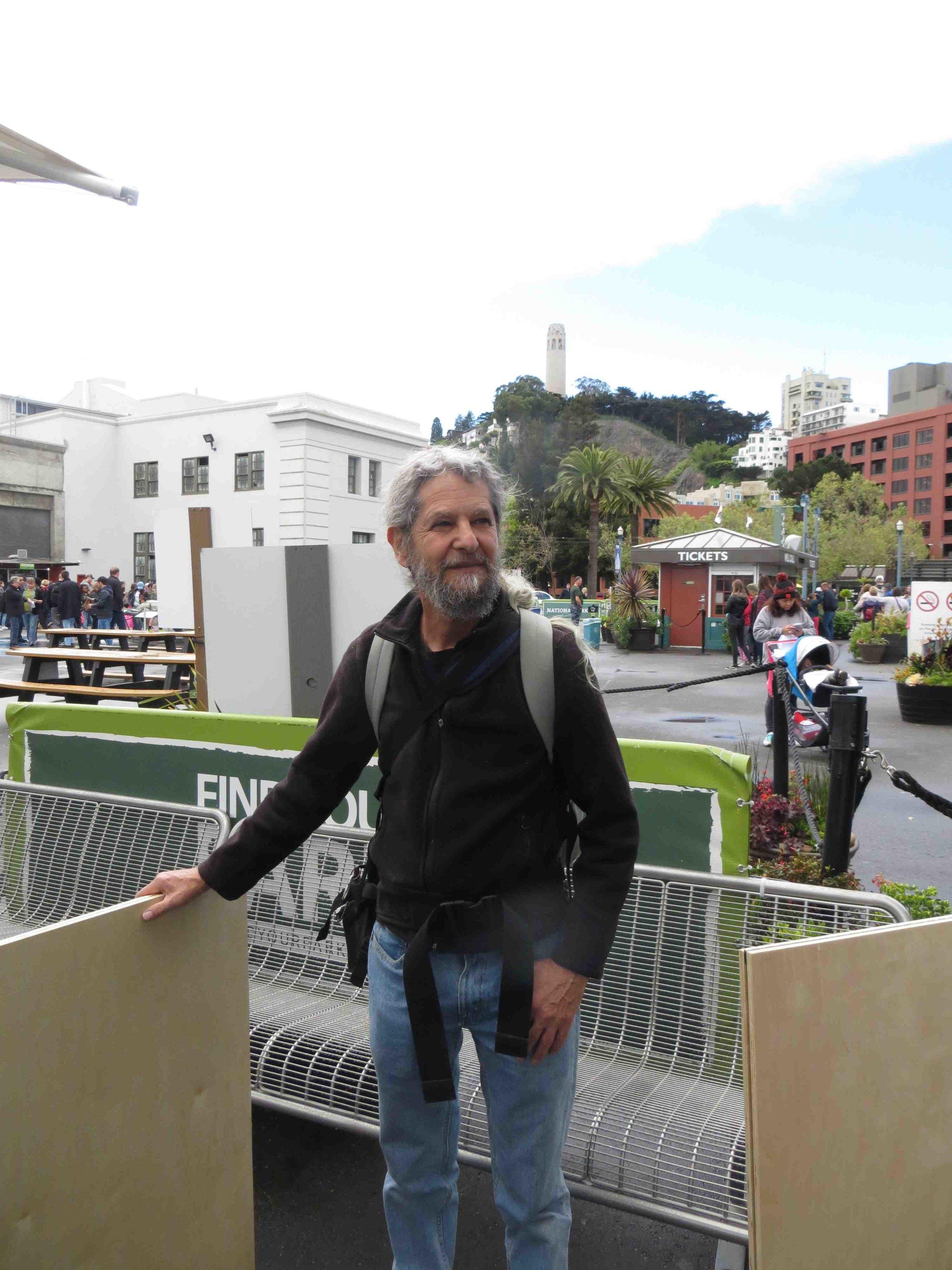 Barry Toranto at Alcatraz Ferry Pier SF Side -001 - Copy.jpg