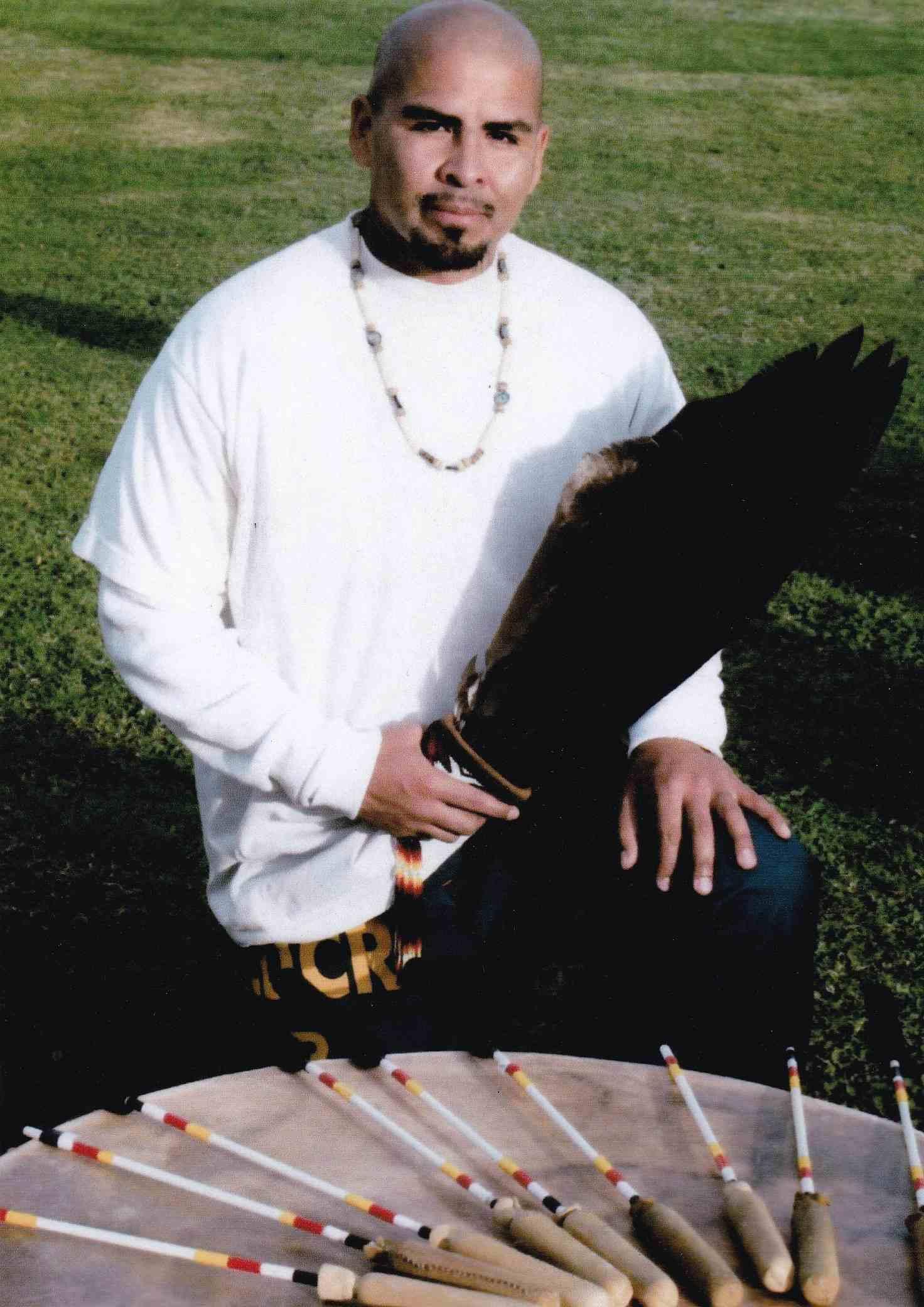 Andrew Valencia White Bison Graduation