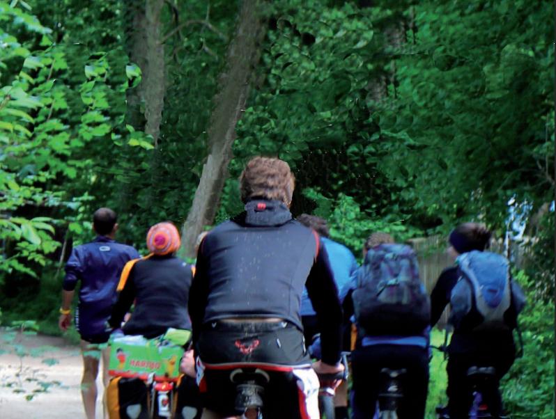 En god cykeltur på 24 km i projekt 'Fra kirke til kirke' - starter fra Blovstrød Kirke