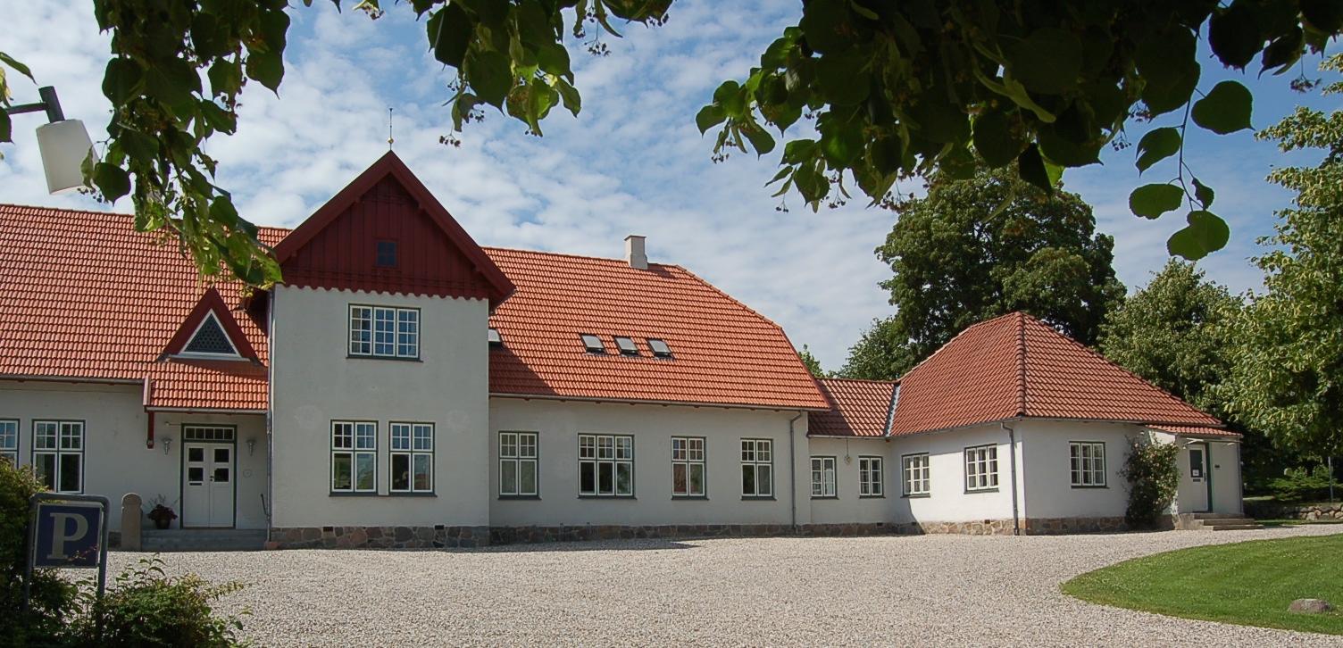 I år lægger   Blovstrød Sognegård lokaler til PINK PARTY. Arkivfoto: AOB