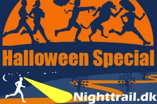 Nighttrailløbet er i år fornyet i forbindelse med Halloween og byder på tre distancer.