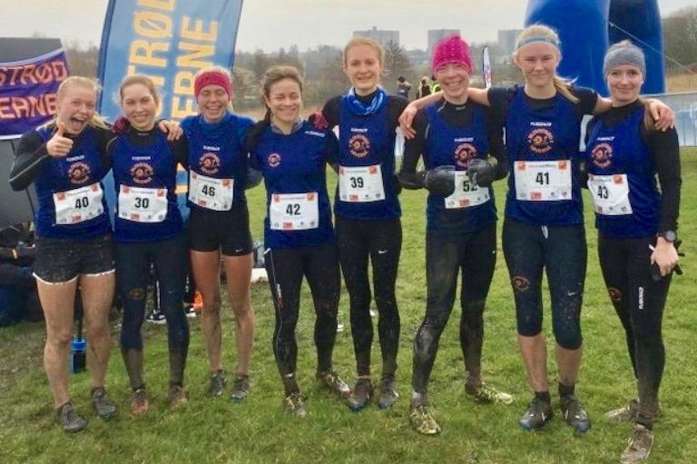 Blovstrød Løvernes kvinder har nu sikret sig retten til at kalde sig Danmarks stærkeste løbeklub.