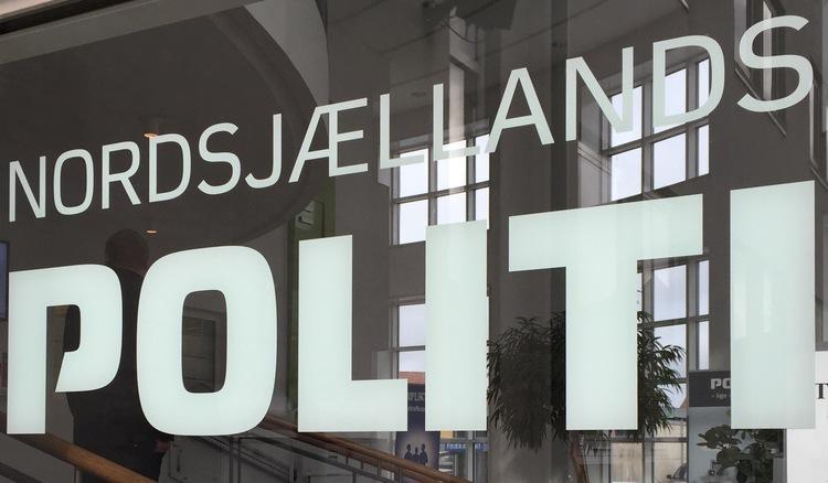 Nordsjællands Politi oplyser, at villaen er gennemrodet, og der er pt. ikke overblik over, hvad der er blevet stjålet. Arkivfoto: AOB