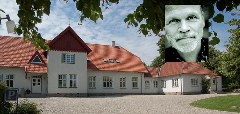 Arrangementet indledes med en kort andagt i Blovstrød Kirke og fortsætter med foredraget i sognegården. Foto: AOB