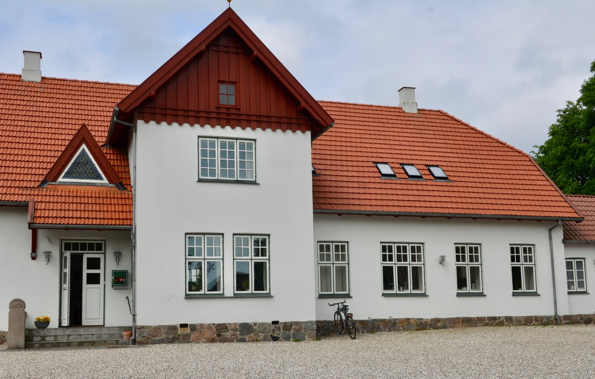 9 Blovstrød Sognegård
