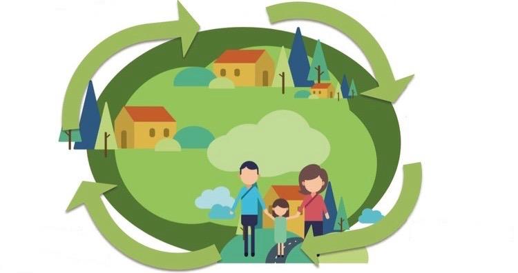 Der er pt. en helhedsplan for udviklingen af Blovstrød Børne- og Læringsby til høring, men tilsyneladende ikke for naboerne.Illustartion:Autens