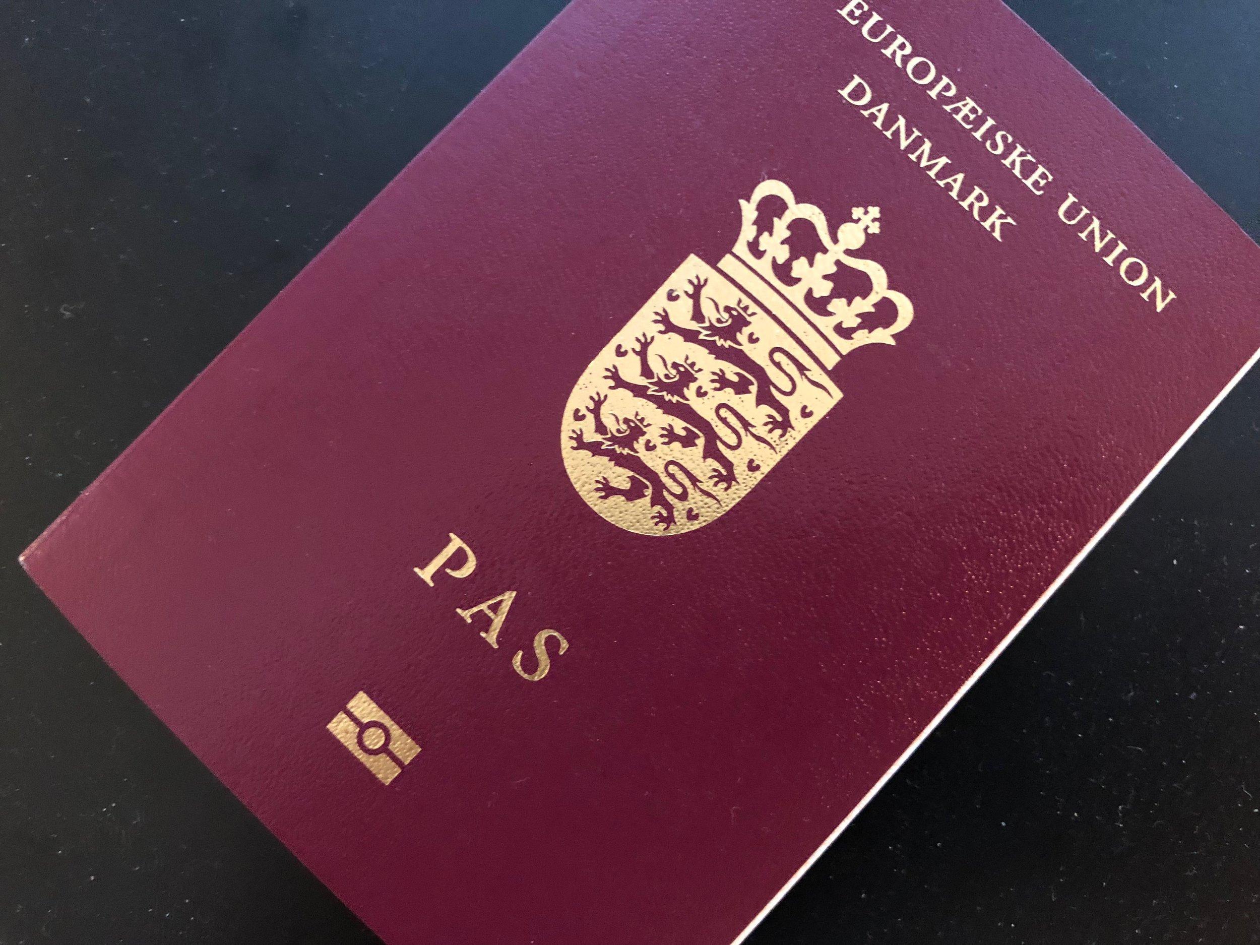 Allerød Kommune har fået et nyt system, som sender et påmindelsesbrev, hvis ens pas udløber om mindre end tre måneder. Foto: AOB