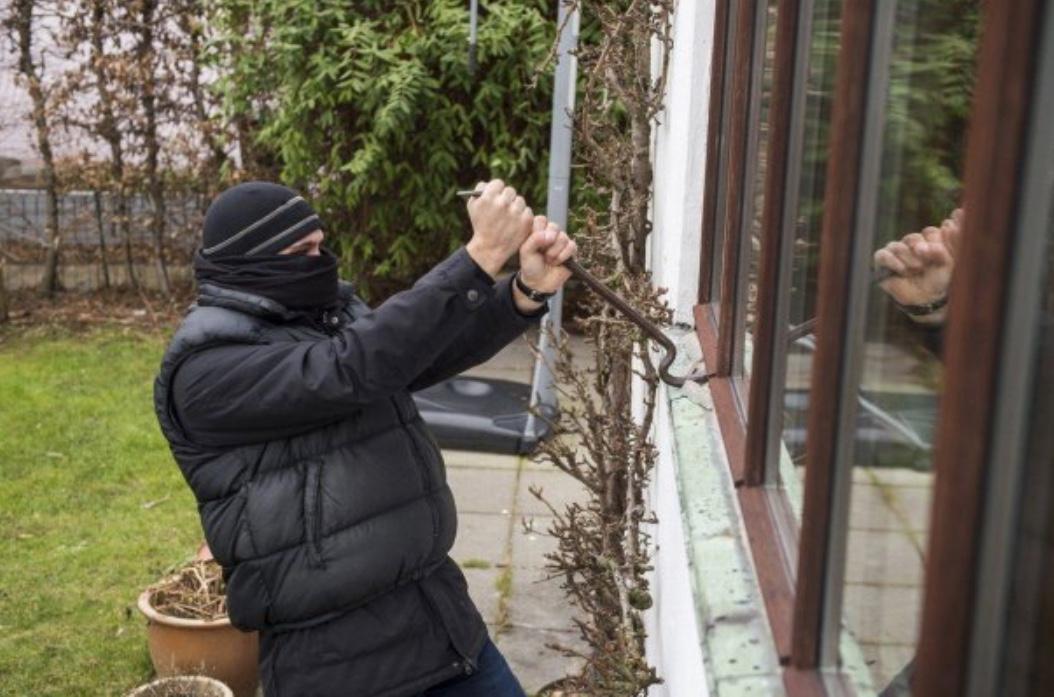 Der har været en kæde af indbrud her i Blovstrød i går og i dag. Temafoto