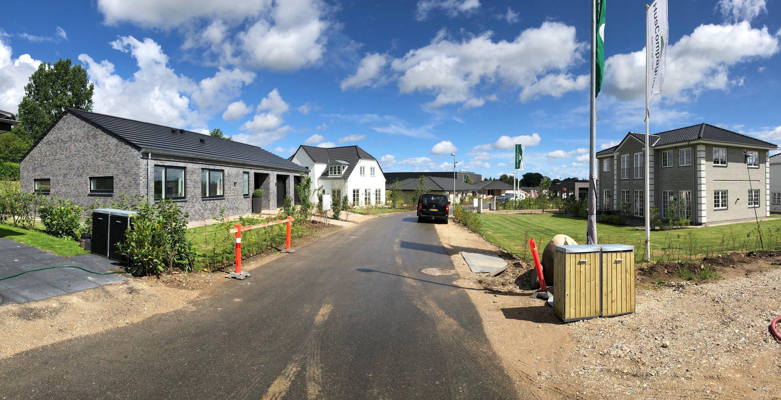Allerød er den kommune i Nordsjælland, hvor huspriserne er steget allermest; nemlig 10%. Arkivfoto: AOB