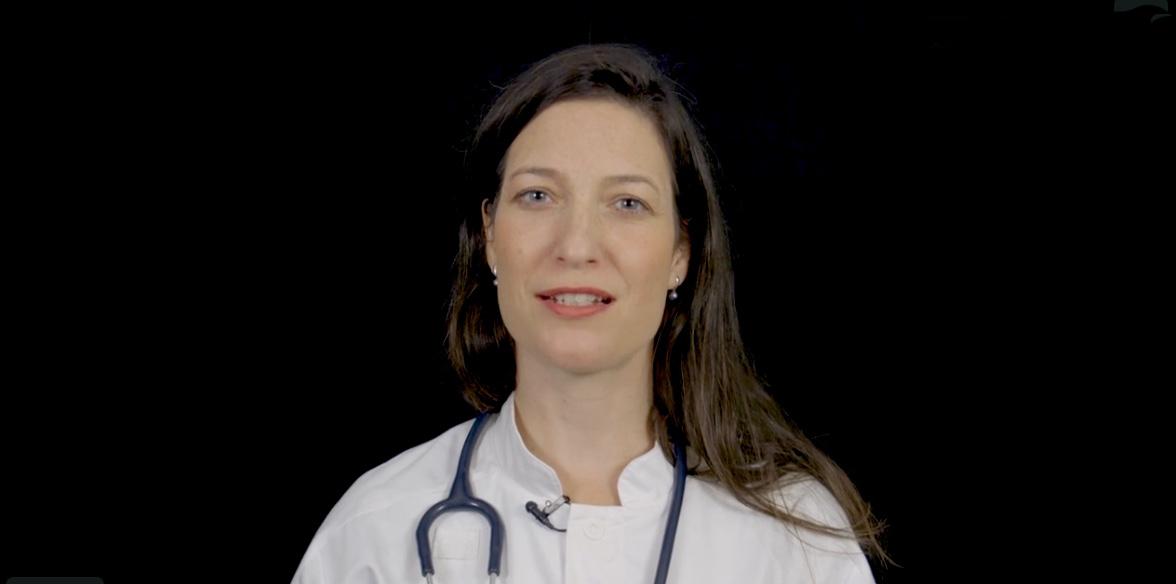 Blovstrød-borgeren, læge og forsker Carolina Malta Hansen, er tilknyttet akutberedskabet og sidder i styregruppen og er med til at drive og monitorere de praktiske såvel som videnskabelige aspekter af hjerteløber-projektet. Foto: TrygFonden