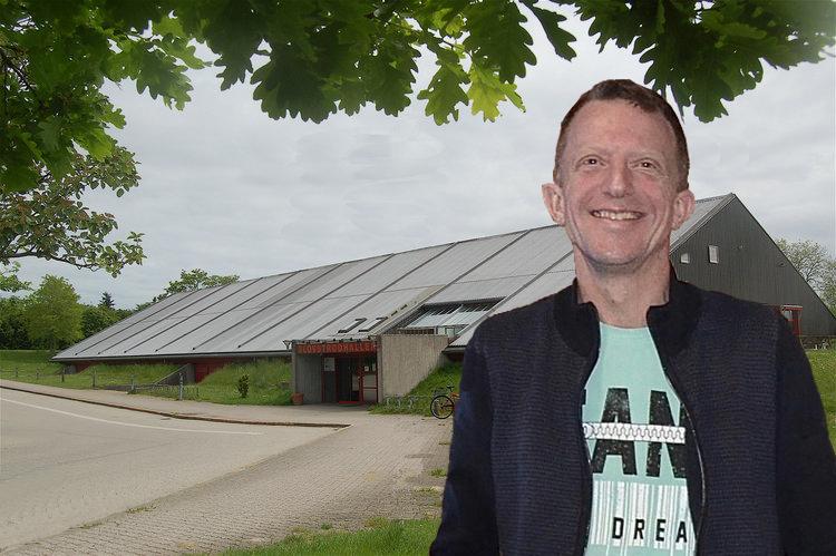 Efter at have gearet ned gennem det sidste halve år overlader Morten Buchwald nu tøjlerne til Kasper Korndahl. Foto: AOB