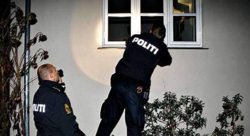 """Gitte Damgård : """"Politiet har altid brug for input fra borgerne."""" Temafoto"""