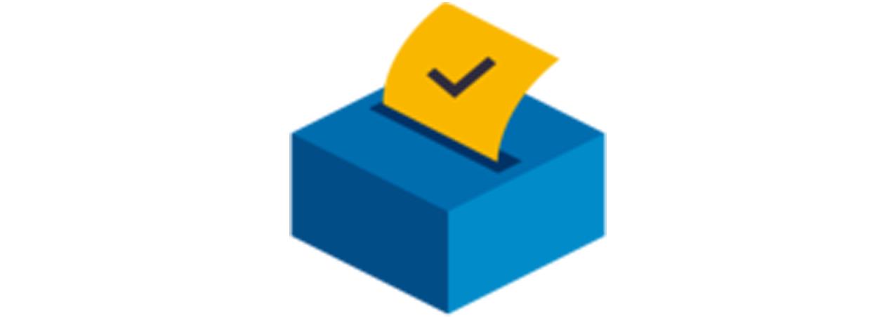 Det er nu på søndag - den 26. maj - at du kan stemme til Europa-parlamentet.