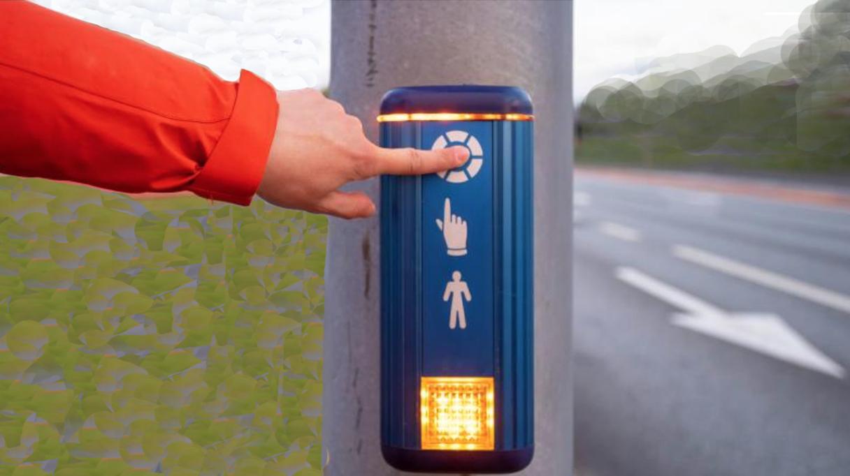 Flere læsere foreslår, at der etableres en fodgænger-krydsning med 'selv-tryk'. Dvs. at der vises kun rødt for bilisterne, når fodgængerne aktiverer det røde stoplys. Temafoto
