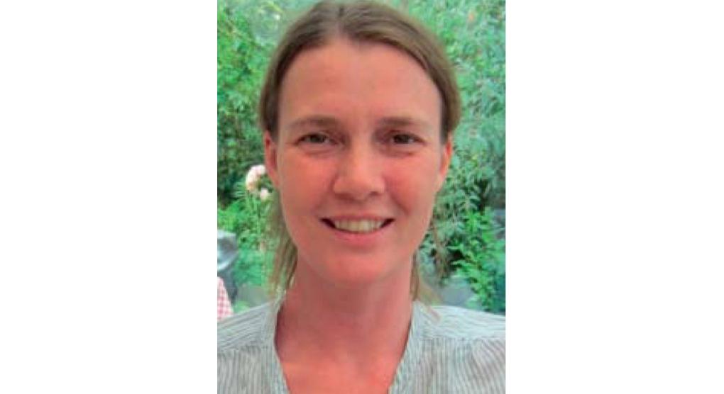 Rosemaria Rex underviser i babysalmesang og er uddannet i babysalmesang fra Kirkemusikskolen i Roskilde. Privatfoto