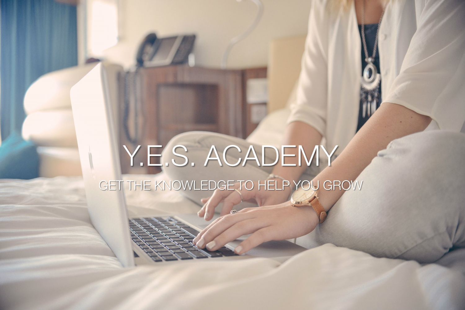 Visit Y.E.S. Academy for in-depth learning