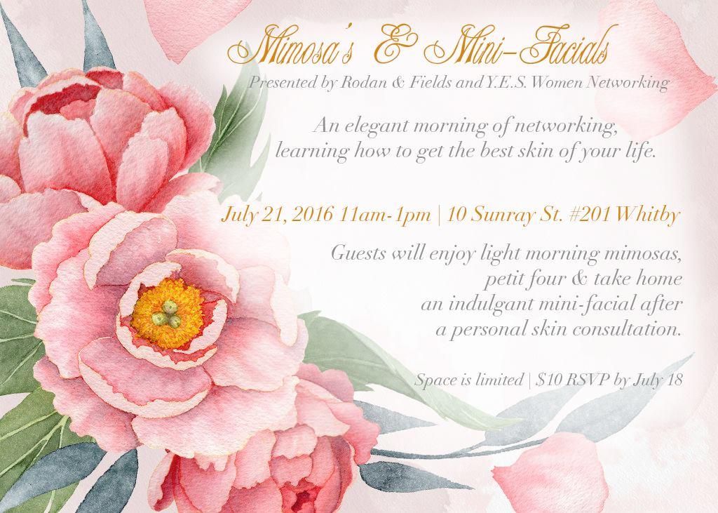 Alana McClure Event