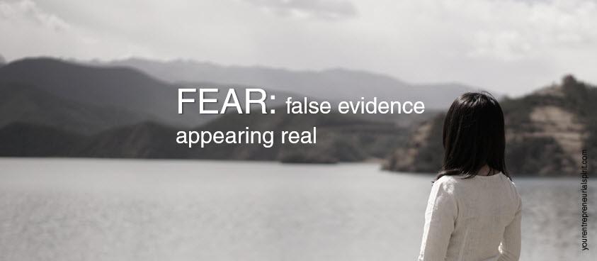 FearIsFalseEvidence