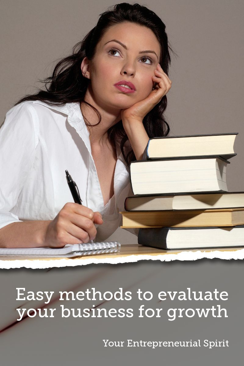 Easy methods evaluating business