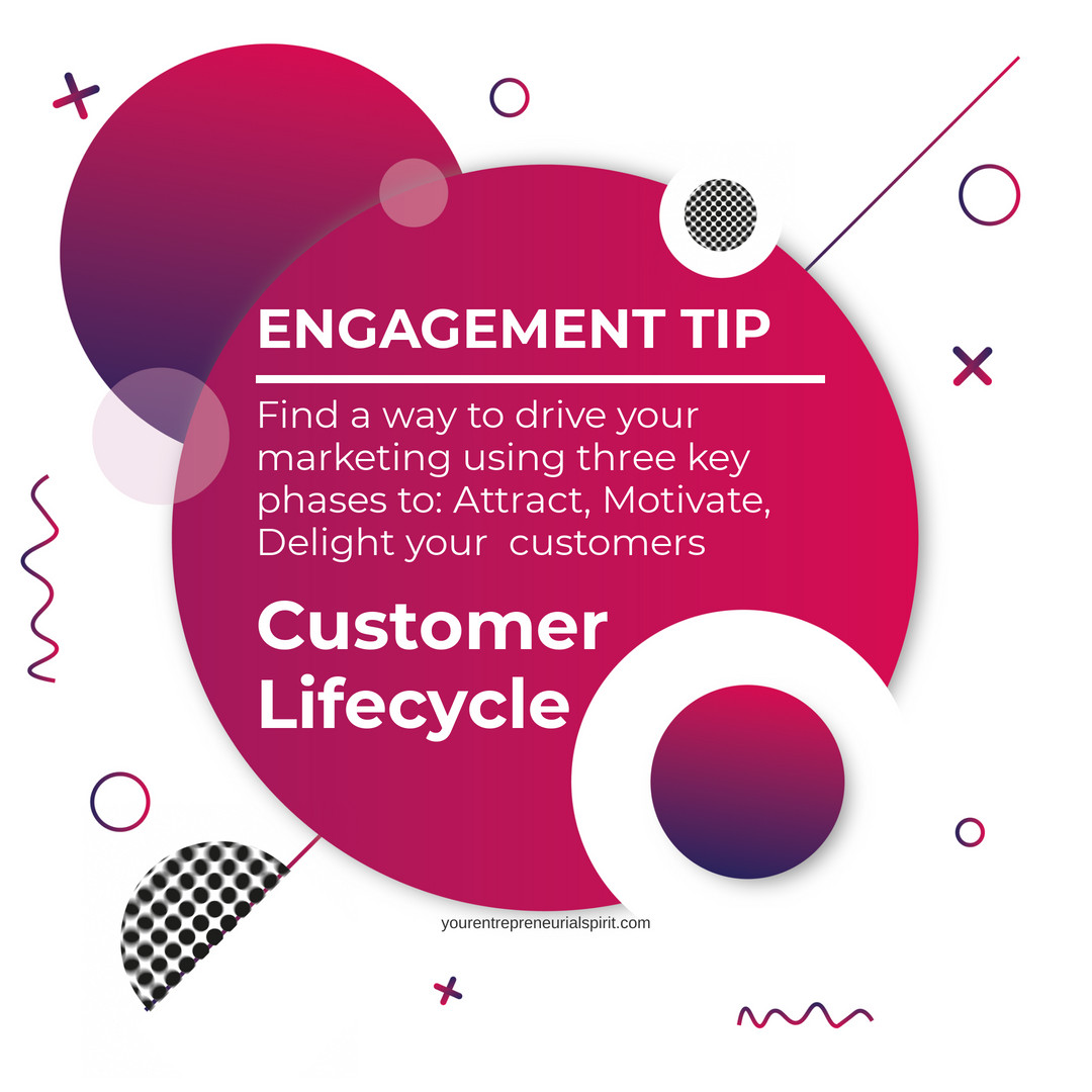 Customer Lifecycle engagement tip