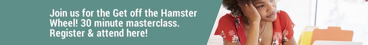 Hampster Wheel Webinat - Time Management Game Plan course
