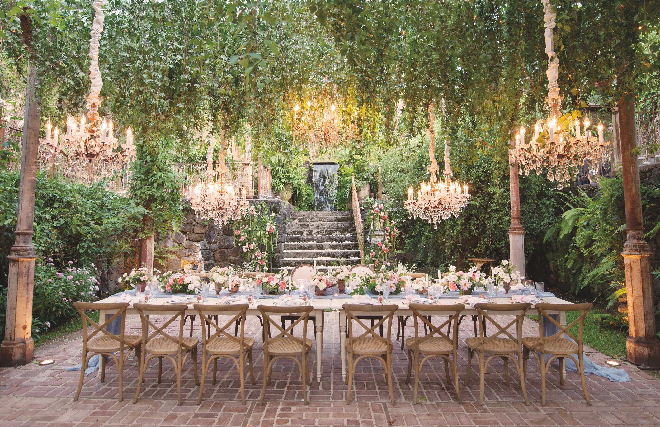 A Good Affair Wedding & Event Production