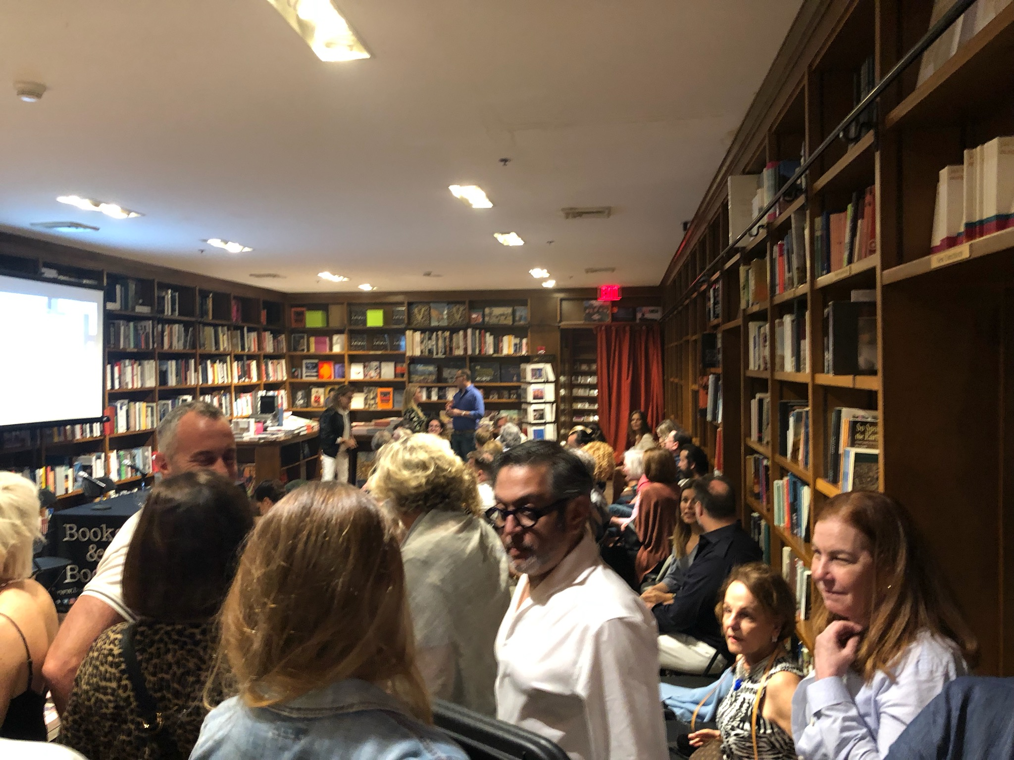 A full house at Coral Gables!