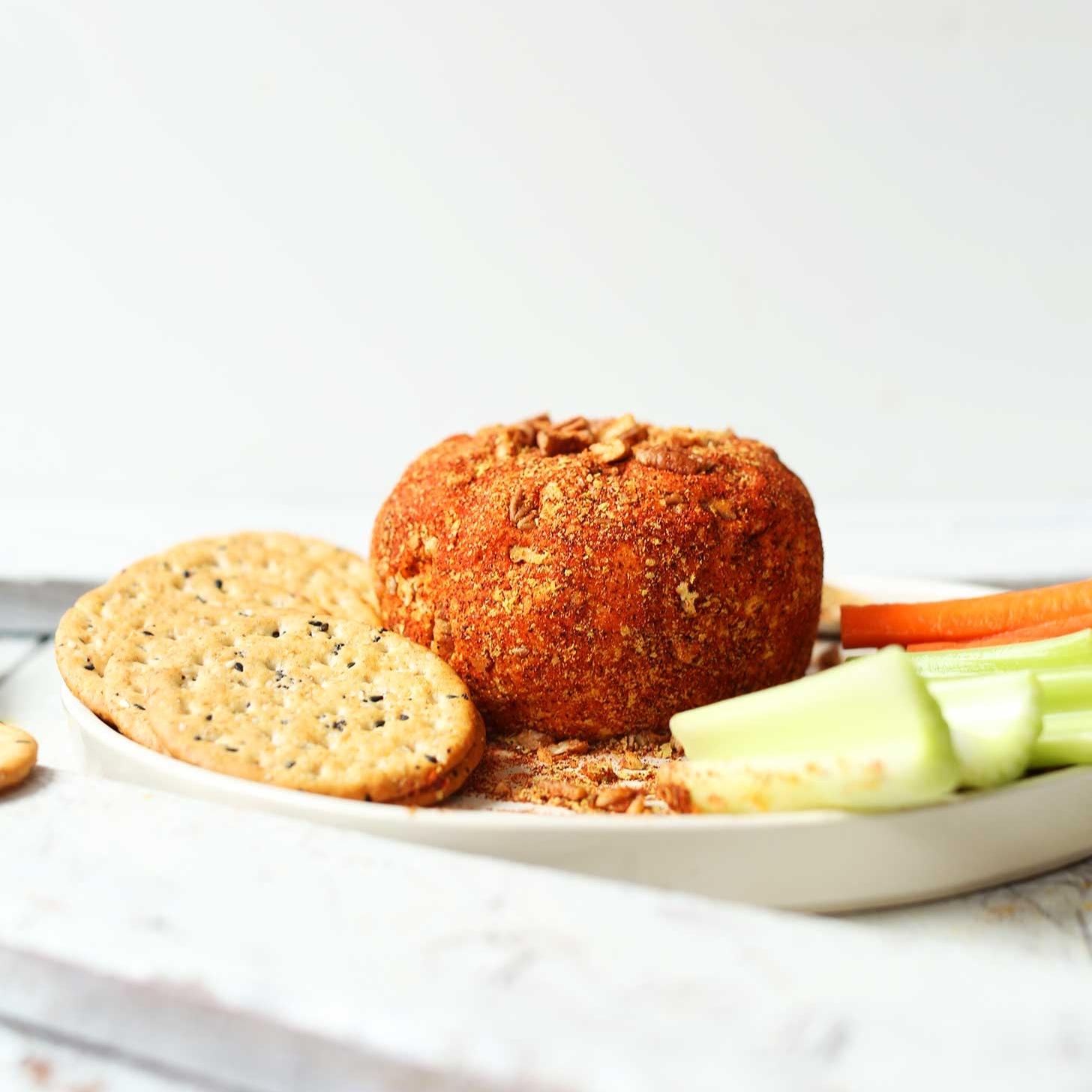 Spicy-Vegan-Cheese-Ball-Perfect-for-the-holidays-vegan-glutenfree-cheeseball-recipe-snack.jpg