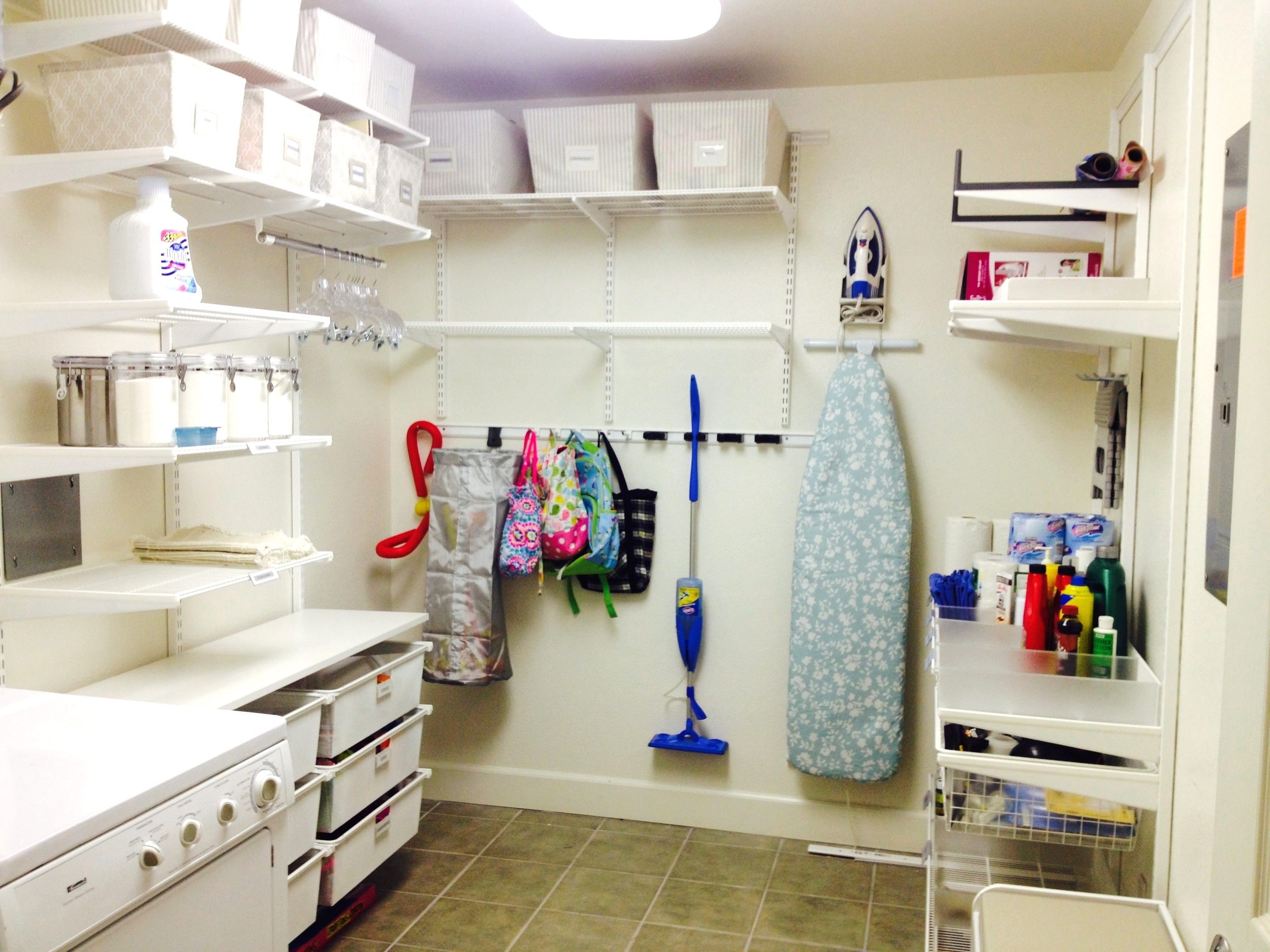 After : Laundry Room