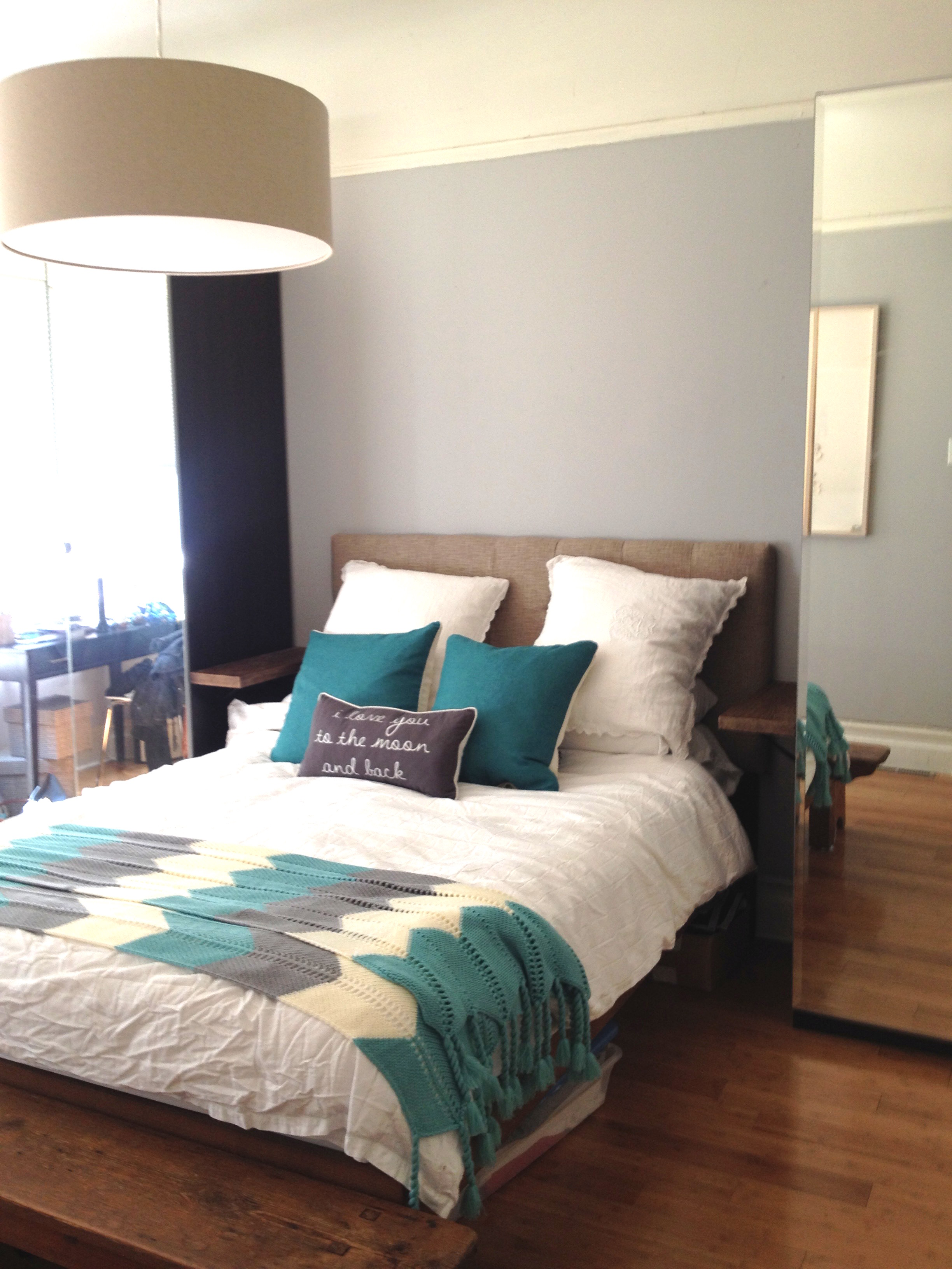 After : Bedroom : Interior Design Consult & Organization