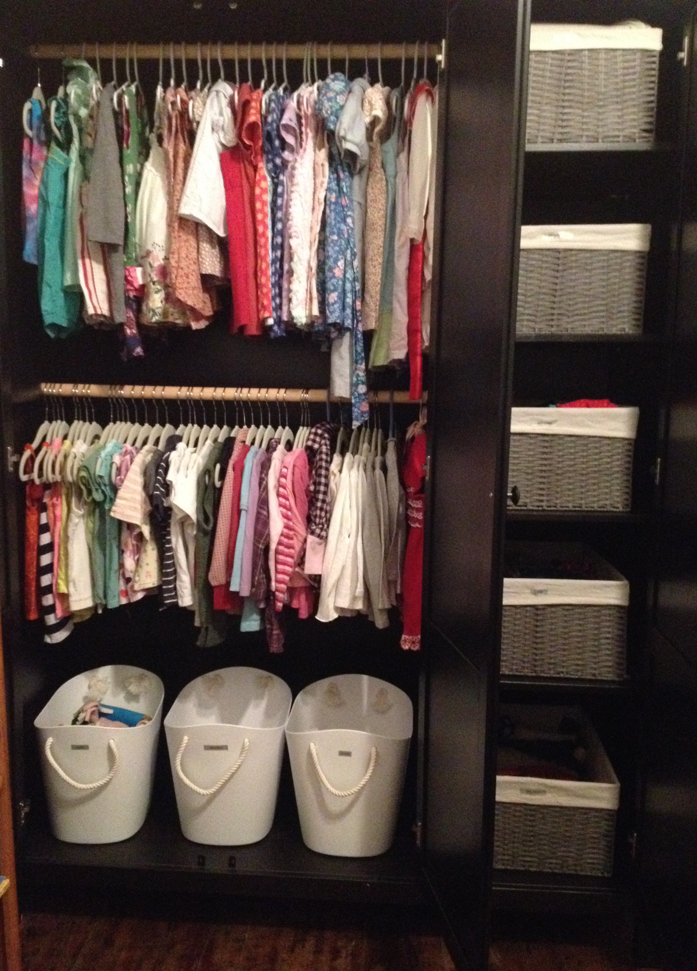 After : Child's Closet