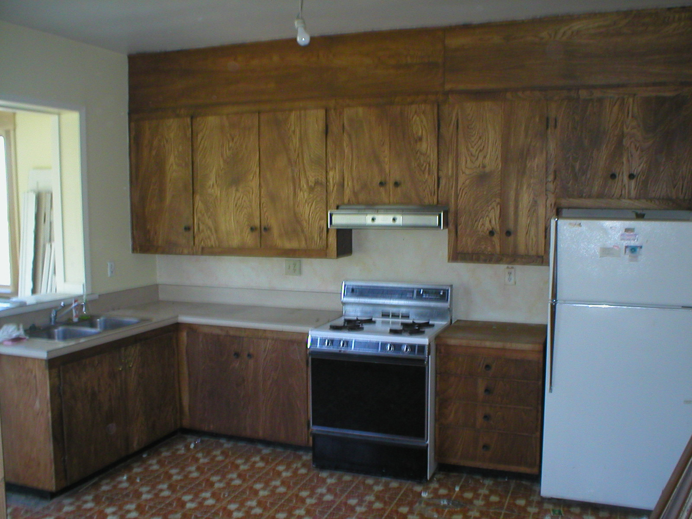 Before : Kitchen : Interior Design