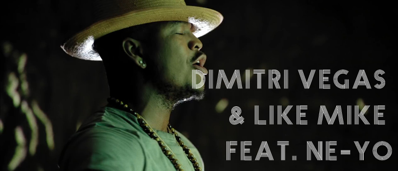 Dimitri vegas & like mike feat. Ne-yo •  higher place  • director • dylan brown