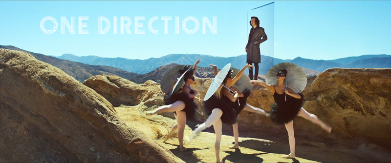one direction •  steal my girl  • directors • gabe & nate turner