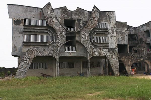 House in Warri, Nigeria